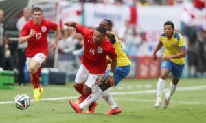 England v Ecuador - International Friendly